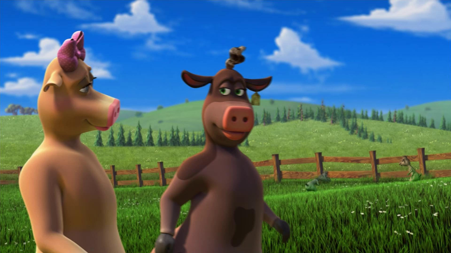 Barnyard movie